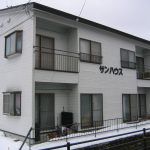 アパート 2DK 鹿角市花輪字下花輪