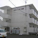 アパート 3DK 鹿角市十和田毛馬内字下寄熊
